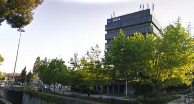 AXA no Porto