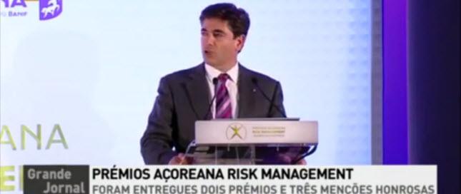 Açoreana em gala de atribuição de prémios gestão de risco
