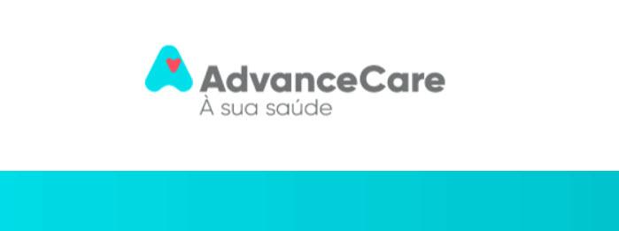 Seguradora de saúde AdvanceCare com novo sistema de saúde e imagem