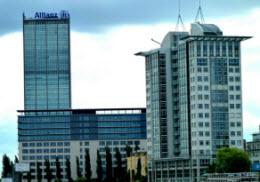 Edifício da seguradora Allianz