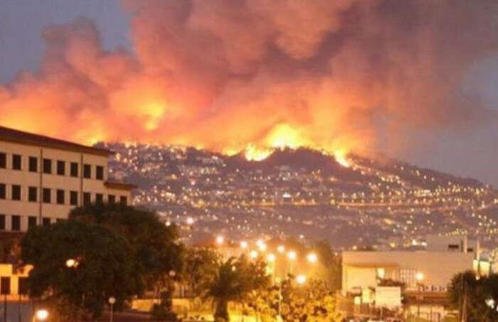 Allianz bem presente na Madeira para receber participações dos sinistrados pelos incêndios