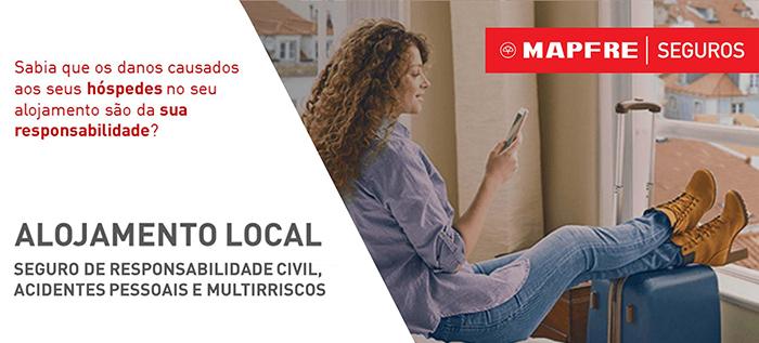 MAPFRE propõe soluções de seguros específicos para alojamento local