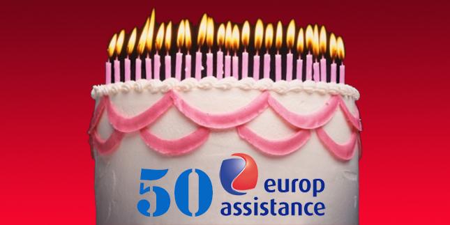 Europ Assistance faz anos