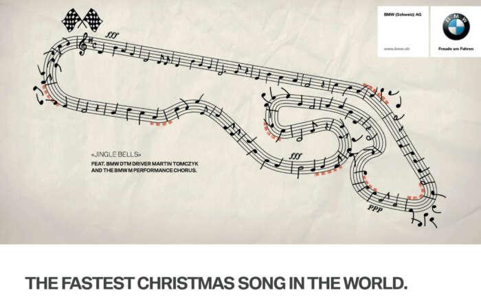 canção de natal mais rápida