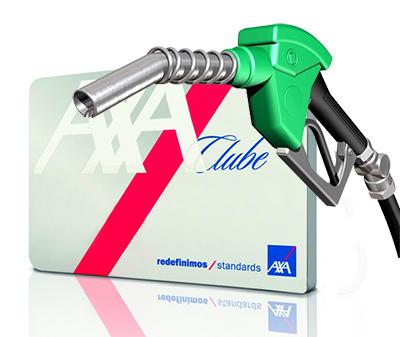 Cartão Clube Axa agora com descontos em combustível Repsol