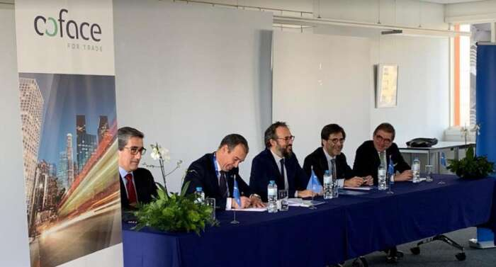 Coface e Victoria Seguros estabelecem parceria