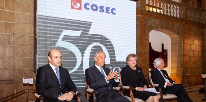 COSEC faz 50 anos com livro comemorativo e visita do Presidente da República