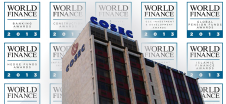 COSEC é a melhor seguradora não vida pela World Finance