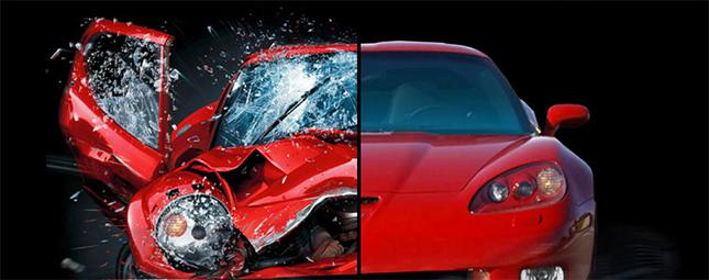 do sinistro à reparação automóvel