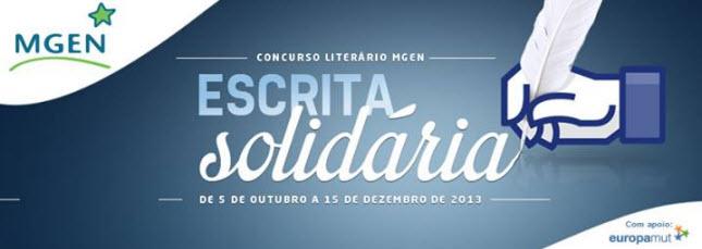 MGEN promove escrita solidária