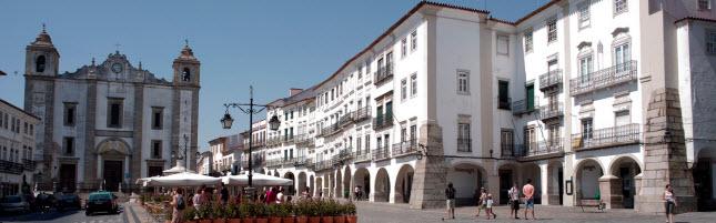 Seguros em Évora