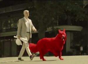 cães vermelhos da Fidelidade