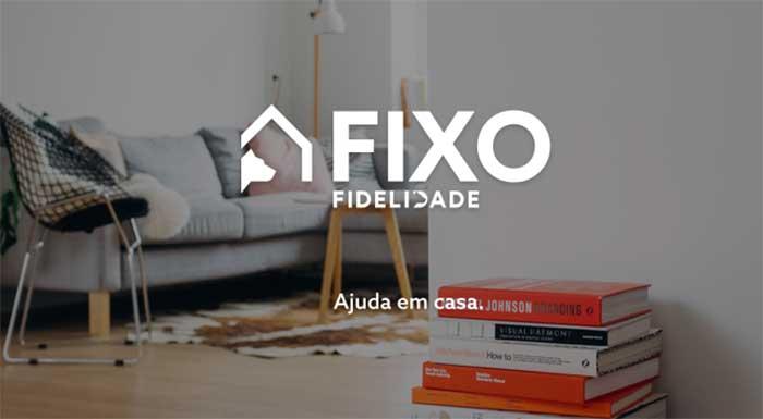 FIXO: serviços domésticos on-demand da Fidelidade