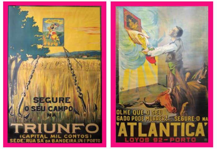 História do seguro em Portugal