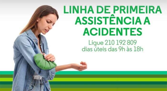 Tranquilidade cria linha de assistência para acidentes não Covid-19