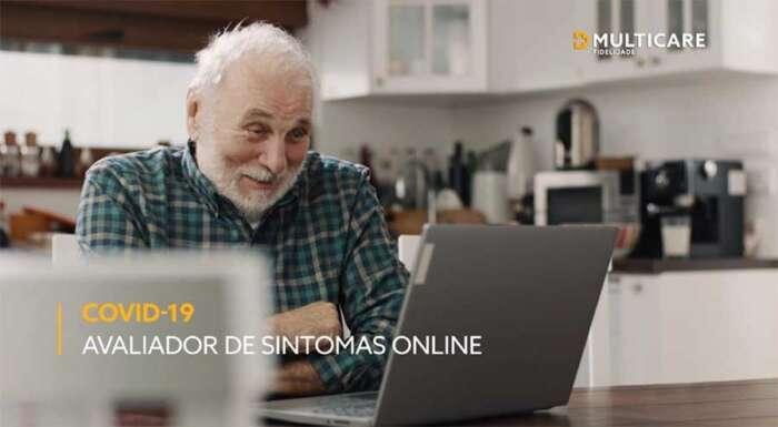 Campanha da Multicare de reforço do seu compromisso com a saúde dos Portugueses