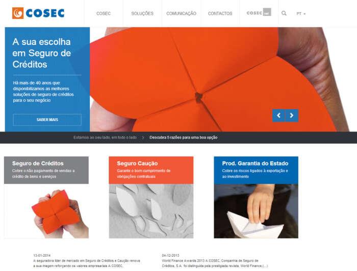 COSEC renova imagem institucional