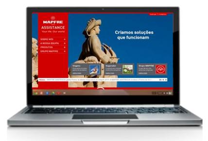 Novo site para Portugal da MAPFRE Assistance