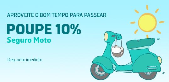 N Seguros lança campanha para seguros N Moto
