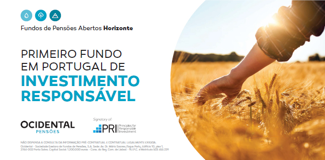 Primeiro Fundo de Pensões em Portugal com os Princípios para Investimento Responsável das Nações Unidas