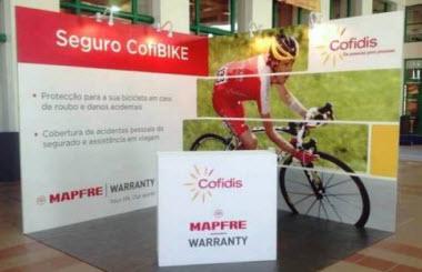 segurode bicicleta da cofidis