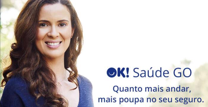 Seguro de saúde da OK! Teleseguros recompensa quem mais anda