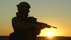 soldado sem seguro saúde