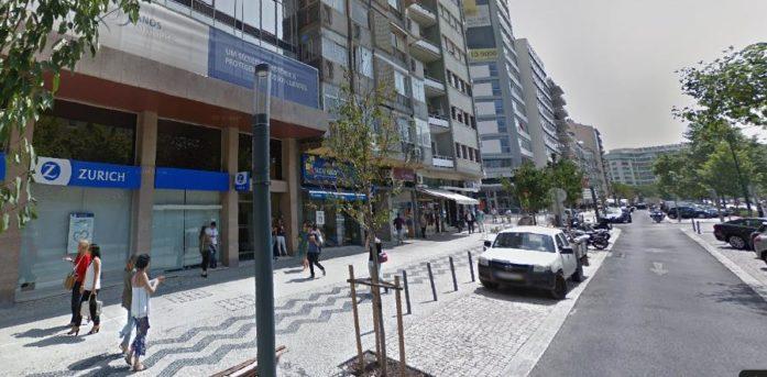 Zurich em Lisboa